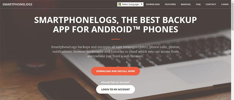 Smartphonelogs - Aplikasi Backup Untuk HP Android